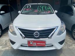 Nissan Versa 2017!!! 48x de 678,00
