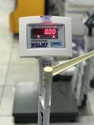 Balança 200 kg para pesagem de pessoas