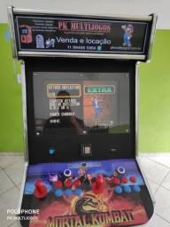 Fliperama Arcade 1.000 Jogos Venda e locação ABC