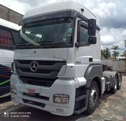 MB Acxor. 2644 2015 6x4. Scania, Volvo , Iveco ... Financia