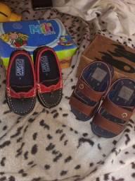 Sandálias masculinas infantil