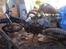 Motor 250 cbx Twister,moto trilha