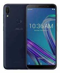 Asus Max Pro M2 (13 Mpx) Dual SIM 64 GB preto-oceano 4 GB RAM LEIA