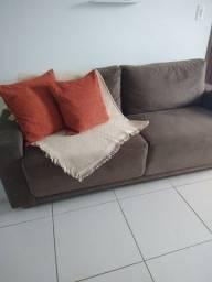 Manta para sofá nova