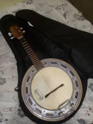 Banjo pouco tempo de uso