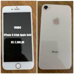Iphone 8 64gb Gold Rose
