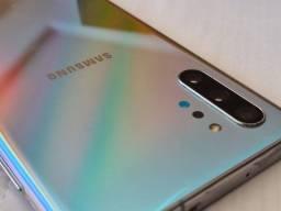 Samsung Galaxy Note 10 + Plus 256GB 12 GB RAM Ótimo Estado