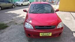 Corsa premium sedã 2010 completo com gnv
