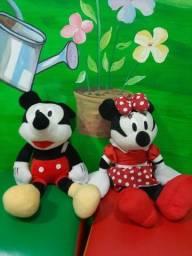Mickey é miney.