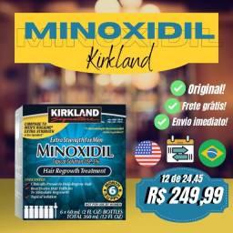 Minoxidil kirkland, em promoção!