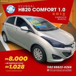 HB20 Comfort 1.0 12v 2015