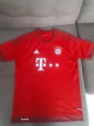 Camisa Bayern de Munique 15/16