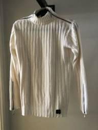 Sweater em lã