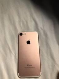 Iphone 7 128gb rosê