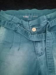 Calça jeans feminina Edex