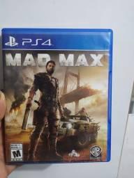 Mad Max PS4 muito novo
