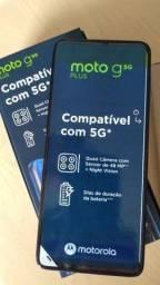 Moto G 5G Plus 128/8GB RAM Tela 6.7 FHD+ 90Hz Novo