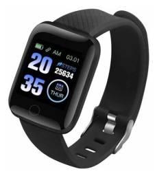 Smartwatch d13/116plus - Fret grátis ate 15km