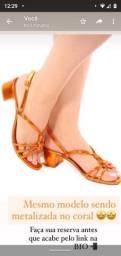 Promoção últimas zarie shoes