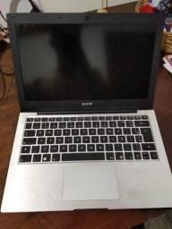 Notebook Cce Win Ultra Thin S43, Memória, Hd, Cooler, Etc.