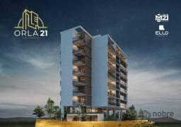 Apartamento com 2 dormitórios sendo 1 suiteà venda, 75 m² por R$ 340.695 - Graciosa - Orla