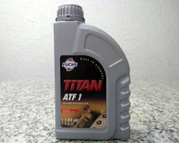 Óleo para câmbio automático Fuchs Titan Atf1 Sintético = Pentosin Atf1 = Mobil LT 71141