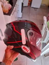 Vendo ou troco  capacete bell