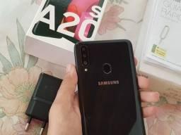 Samsung Galaxy A20s Semi Novo