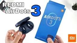 Redmi airdots 3 lançamento (lacrado)