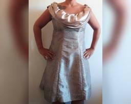 Vestido festa modelo exclusivo