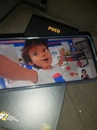 Smartphone POCO X3 - Novo Caixa