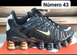 Nike 12 molas refletivo número 43 !!!