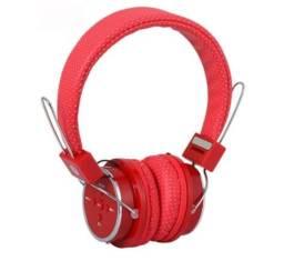 Fone de Ouvido Bluetooth Sem Fio Com microfone / Micro Sd / Fm / P2 / Mp3 - B-05