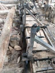 Cerra fita de madeira serralheria.