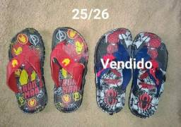Chinelo Personagens