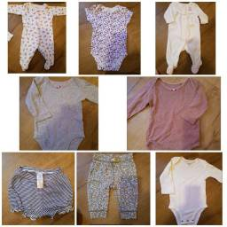Lote 8 roupas Carter's 3 meses