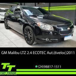 GM Malibu Ltz 2.4 Ecotec Automático (6 velocidades) 2011