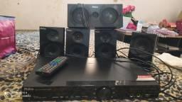 Vendo home theater pht690 com HDMI