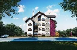Apartamento à venda, 95 m² por R$ 1.203.071,17 - Vila Suíça - Gramado/RS