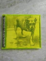 CD Alice In Chains auto-intitulado álbum Cd Verde Neon Amarelo - Original