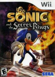 Sonic And The Secret Rings original wii