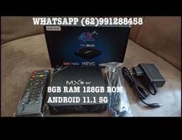 TV BOX ULTRA 4K 8/128Gigas ATUALIZADO
