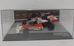 MINIATURA - MCLAREN M23 - EMERSON FITTIPALDI -GP 1974