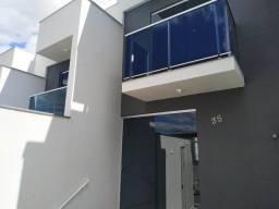 Casa à venda com 2 dormitórios em Novo centro, Santa luzia cod:5121