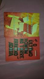 2 livros 30 reais