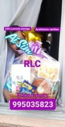 Cestas de café RLC a pronta entrega