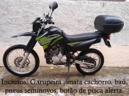 Moto Yamaha Lander XTZ250