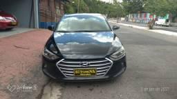 Hyundai Elantra Aut Special Ediction 2017 Couro Rodas Ar Dig Novo