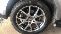 Jogo de roda com pneus 235/55 R19