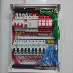 Elétricista/ Eletrotécnico profissional capacitado e experiente